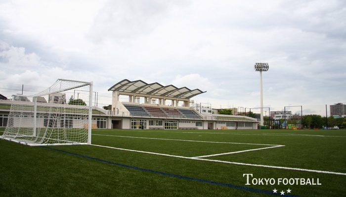 赤羽スポーツの森公園競技場(北区)