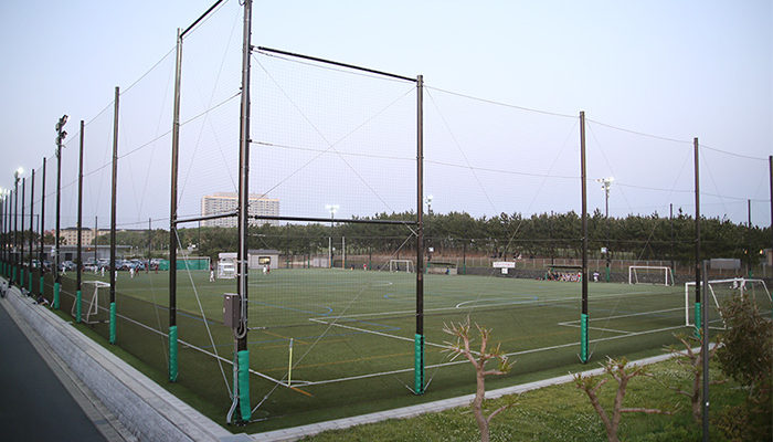 浦安市総合公園球技場
